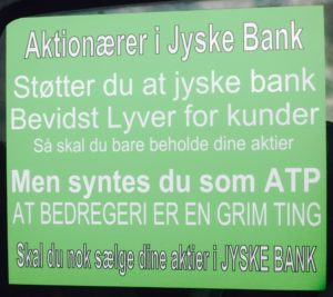Mød JYSKEBANK BOXEN I HERNING